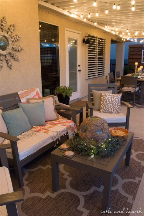 patio decorations 25 best ideas about lanai decorating on