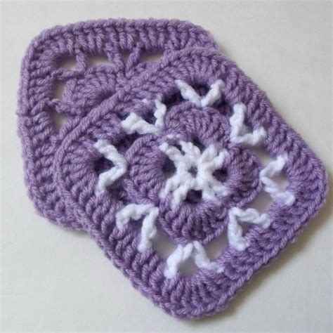 crochet easy easy square pattern craftbnb