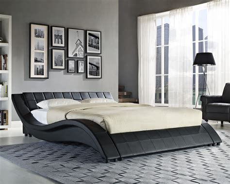 how is a king size bed frame king size black white bed frame and with memory