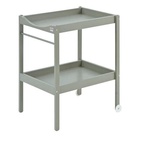 table 224 langer laqu 233 gris clair combelle pour chambre enfant les enfants du design