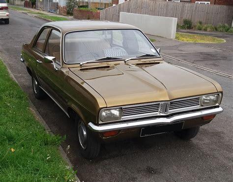 1973 vauxhall viva hc 4dr 1973 vauxhall viva hagerty car price guide