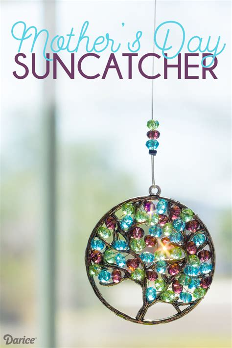 how to make bead suncatchers diy s day beaded suncatcher tutorial darice