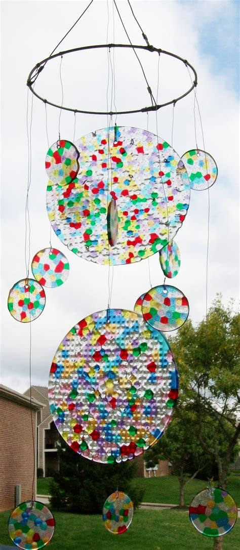 melted bead wind chimes pin by cynthiabanessa on pony