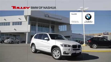 Tulley Bmw by Tulley Bmw Nashua And Manchester Nh Certified Pre