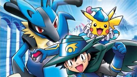 lucario and the mystery of mew lucario and the mystery of mew pok 233 mon amino