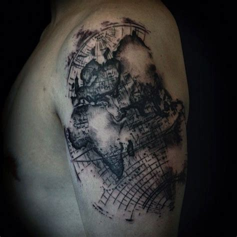 1000 images about map tattoos on pinterest worldmap