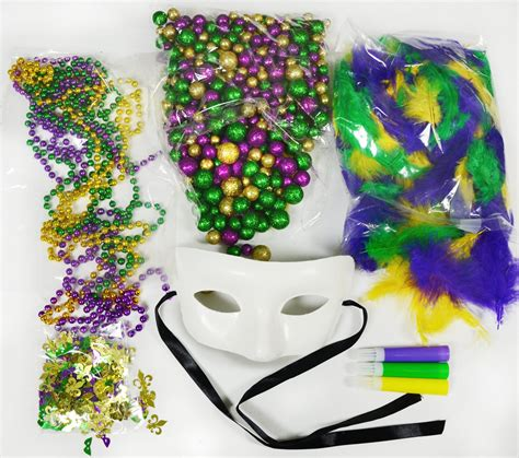 mardi gras crafts ideas by mardi gras outlet crafts for