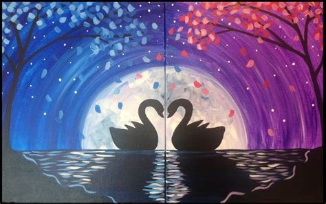 paint nite couples 50 things to do for s day in orlando