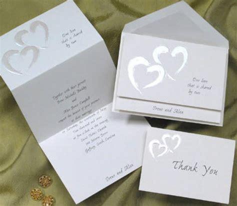make wedding invitation cards simple and luxurious wedding invitations