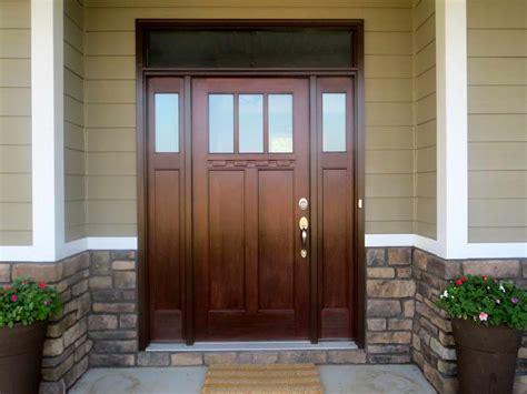 exterior doors michigan arts and crafts doors craftsman style doors mission