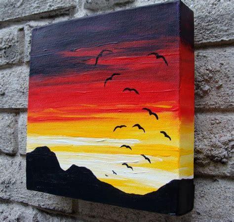 acrylic paint easy best 25 easy acrylic paintings ideas on