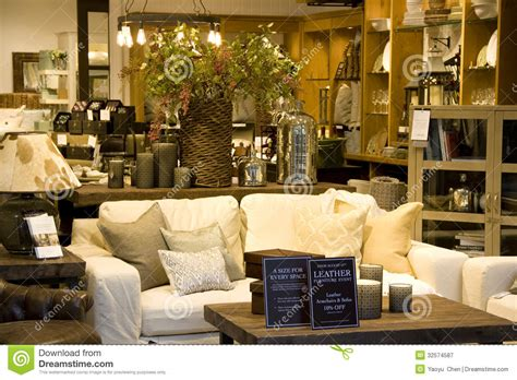 decor store furniture home decor store editorial photography image