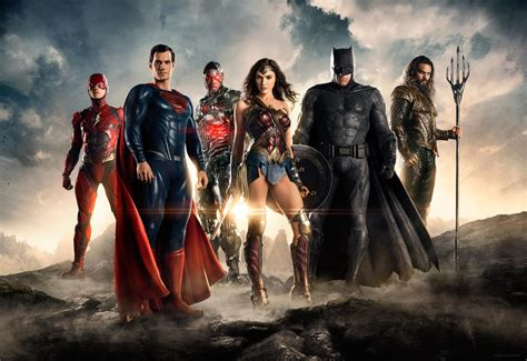 Justice League Trailer Reveals Zack Snyder S Dc