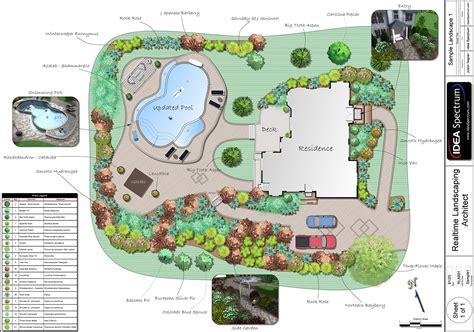 home designer pro plot plan landscape design software gallery