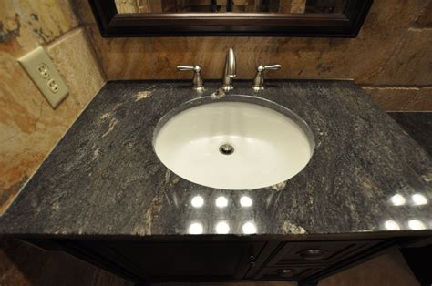 granite vanity tops for bathrooms understanding bathroom vanity tops builder supply outlet