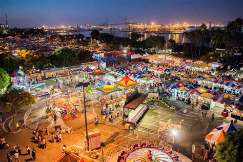 festival los angeles the port of los angeles lobster festival and weekend