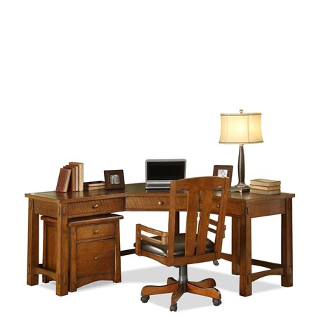 corner desk for home office riverside home office corner desk 2930 kettle river