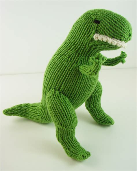 knit a dinosaur auntie em s studio what a busy fall it s been
