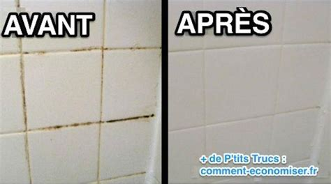 comment nettoyer les joints de carrelage avec un nettoyant maison