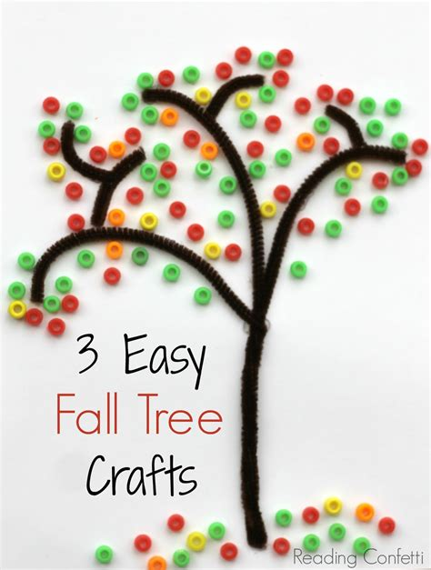 easy fall crafts for fall crafts for easy