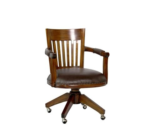 wooden swivel chair wooden swivel desk chair with arms photo 16 chair design