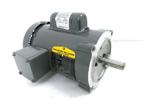 Electric Motor Frame baldor kl3403 electric motor 0 25 hp 56c frame 1725 rpm