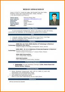 8 curriculum vitae format download in ms word mail clerked