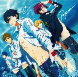 free anime free iwatobi swim club the afictionado