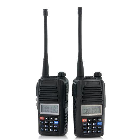 range walkie talkie set uhf 3 5km range calling function tsb g631 us 86 66