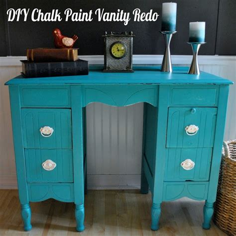 diy chalk paint vanity 80 best images about theme bathroom on