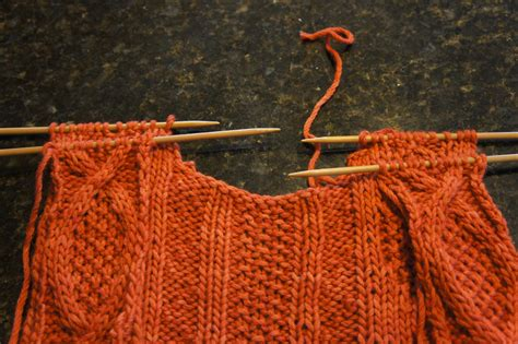 how to knit shoulder seams together putting it all together fibre space