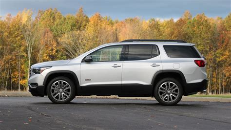 Gmc Acadia Review by 2017 Gmc Acadia All Terrain Review