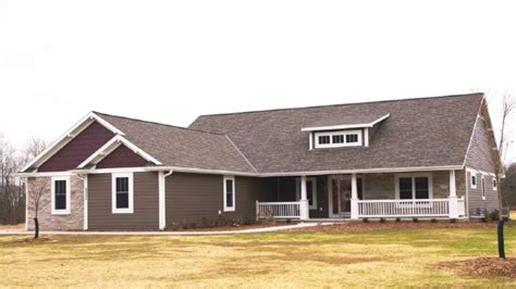 craftsman style ranch homes ranch style homes with porches craftsman style ranch homes