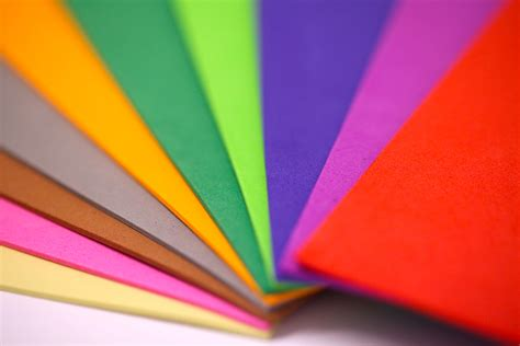 card material 10 x a4 funky foam sheets craft material card
