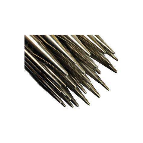 chiaogoo interchangeable knitting needles chiaogoo twist lace interchangeables 13 cm azuleta