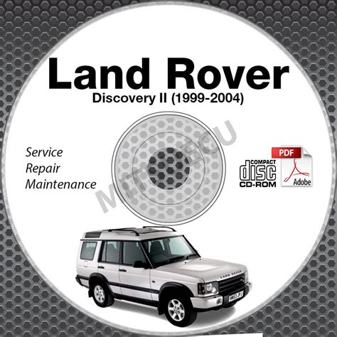 service manual 1999 land rover discovery series ii remove transmission used 1999 land rover 1999 2004 land rover discovery ii service manual cd rom repair series 2 02 03