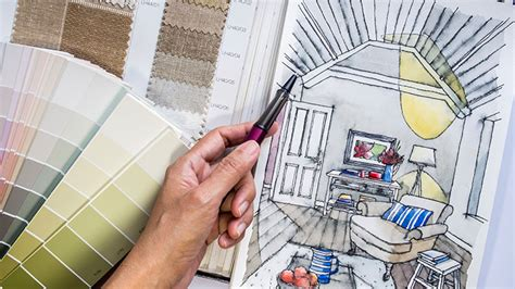 high school courses needed for interior design raffles