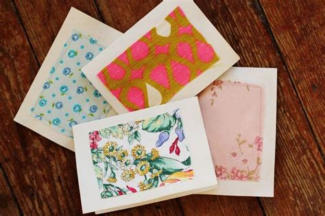 how do you make your own card 13 diy thank you cards to get ahead of the gifting