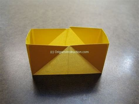 rectangle origami origami origami simple rectangular box