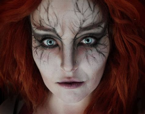 witch ideas and scary witch makeup ideas for