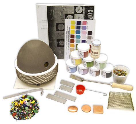 metal sting kit jewelry metal enameling starter kit jewelry delphi glass