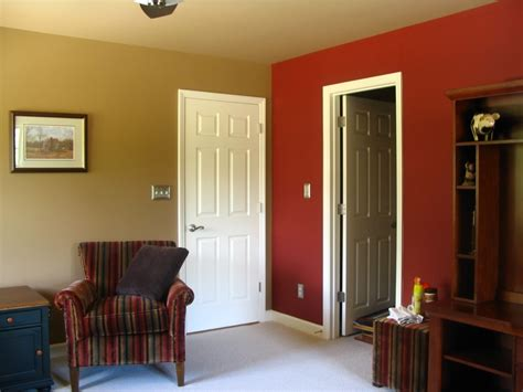 painting a room bedroom paint two different colors ideas for painting