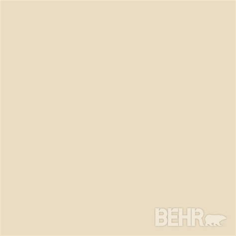 Behr 174 Paint Color Navajo White 1822 Modern Paint By
