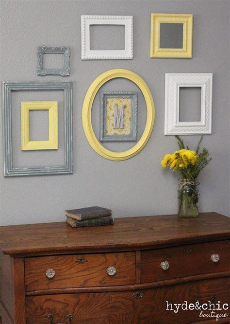 yellow and grey nursery decor gender neutral baby nursery decor wall letter monogram
