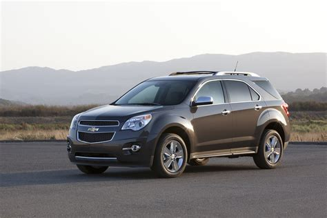 2015 Chevrolet Equinox (Chevy) Review, Ratings, Specs
