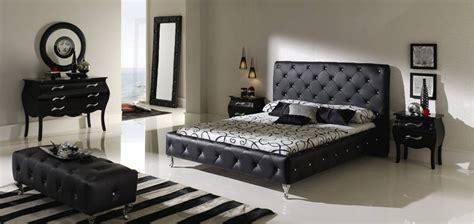bedroom ideas for black furniture 15 cool black bedroom furniture sets for bold feeling