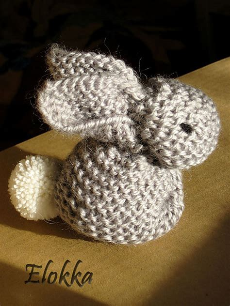 free knitting patterns for rabbits bunny rabbit pattern free newhairstylesformen2014