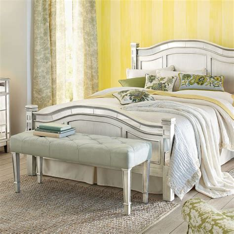 hayworth mirrored bedroom furniture collection hayworth bedroom set one day i will this by pier1