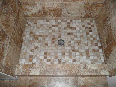 Best Decoration Mosaic Shower Floor Tile   Decosee.com