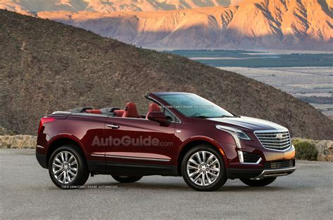 Chevrolet And Cadillac by It Or It Cadillac Xt5 Convertible Rendered